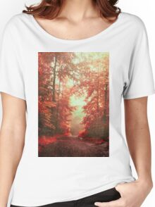 magical redwoods Women's Relaxed Fit T-Shirt