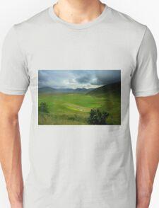 Thunder on the Pian Grande Unisex T-Shirt