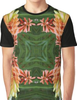 Red Hot Pokers Graphic T-Shirt