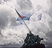 Iwo Jima Memorial by djphoto