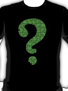 Riddler's Puzzle T-Shirt