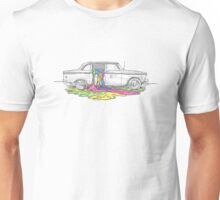 Taxi Cab twenty one pilots Illustration Unisex T-Shirt
