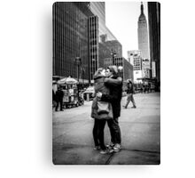 New York Love Canvas Print