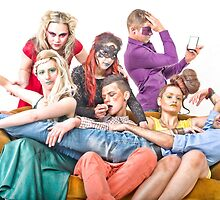 7even Deadly Sins by RandSGallery