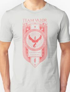 GoT inspired Team Valor banner design Unisex T-Shirt