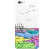 March to the Sea by twenty one pilots Illustration iPhone Case/Skin