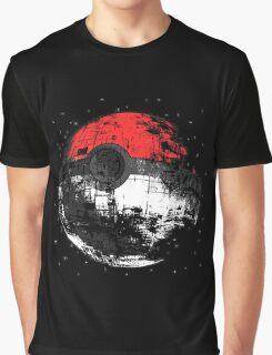 Pokemon Death Star Ultimate ! Graphic T-Shirt