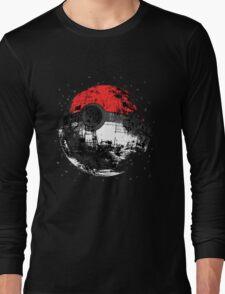 Pokemon Death Star Ultimate ! Long Sleeve T-Shirt