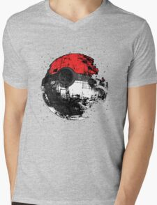 Pokemon Death Star Ultimate ! Mens V-Neck T-Shirt