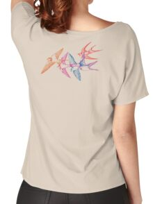 Swallow dive Women's Relaxed Fit T-Shirt