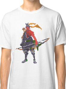 Red Hanzo Pixel Classic T-Shirt