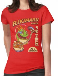 Rikimaru Ramen Hanamuras Best Womens Fitted T-Shirt