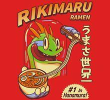 Rikimaru Ramen Hanamuras Best Classic T-Shirt