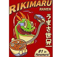 Rikimaru Ramen Hanamuras Best Photographic Print