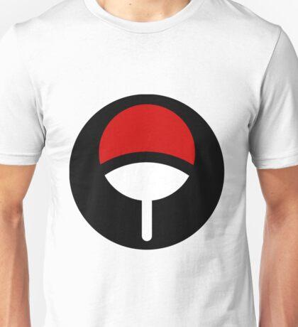 Logo Klan Uchiha Unisex T-Shirt