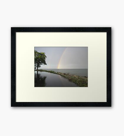 Rainbows Framed Print