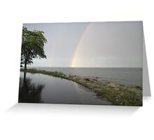 Rainbows Greeting Card