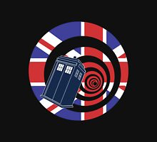 TARDIS Union Jack T-Shirt