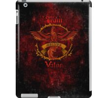 Valor Team Red Pokeball flag emblem iPad Case/Skin