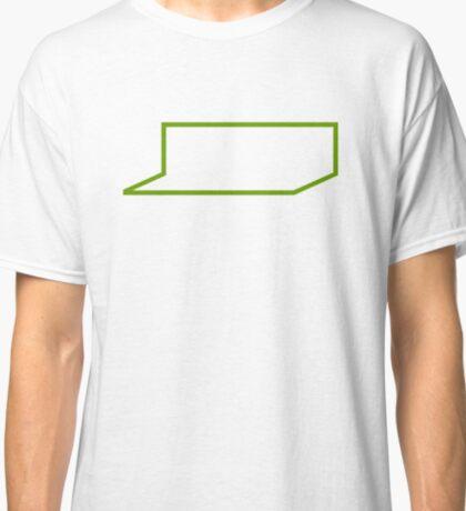 Ramble marque green Classic T-Shirt