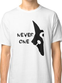 Never One - Without The Other Classic T-Shirt