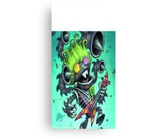 Psych-o-Tron Canvas Print