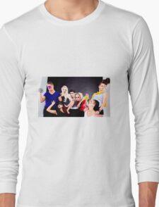 7even Deadly Sins XII Long Sleeve T-Shirt