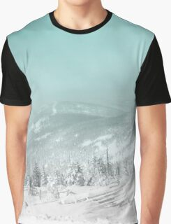 Blue mountains 2 Graphic T-Shirt