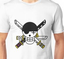 one piece logo zoro Unisex T-Shirt