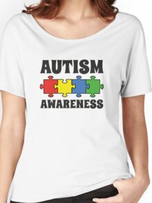 Autism Awareness Women's Relaxed Fit T-Shirt