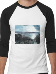 Seaface Men's Baseball ¾ T-Shirt