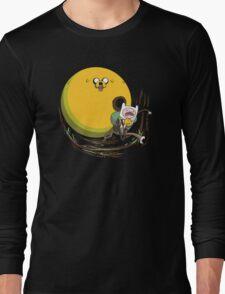 Finndiana Jones Long Sleeve T-Shirt