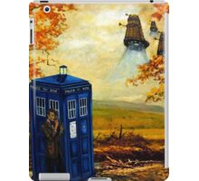 Dr Who painting iPad Case/Skin