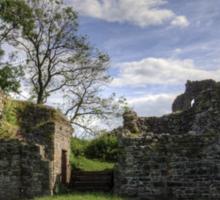 Pendragon Castle, Cumbria Sticker