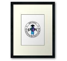 Proud Member of S.P.E.W. Framed Print