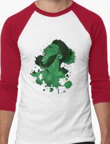 Jaylen Brown Men's Baseball ¾ T-Shirt