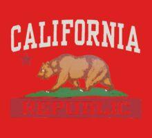 california republic One Piece - Long Sleeve
