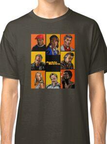 -TARANTINO- Jackie Brown Cartoon Classic T-Shirt