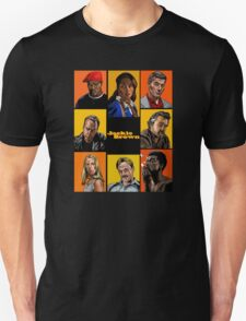 -TARANTINO- Jackie Brown Cartoon Unisex T-Shirt