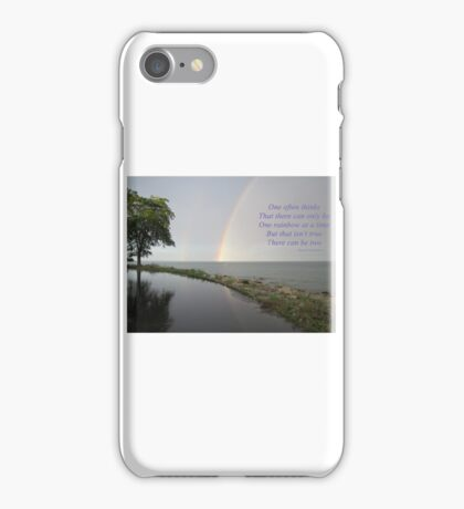 A Song of Rainbows iPhone Case/Skin
