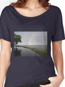 A Song of Rainbows Women's Relaxed Fit T-Shirt