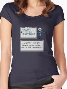 Team Mystic - Pokemon Women's Fitted Scoop T-Shirt