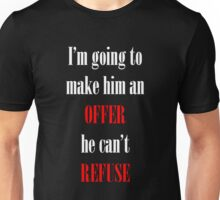 Godfather Quote Unisex T-Shirt