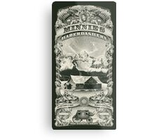 -TARANTINO- Minnie's Haberdashery Metal Print