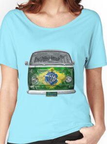 VW BRAZIL Women's Relaxed Fit T-Shirt