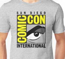 -COMICS- Comic Con San Diego Unisex T-Shirt