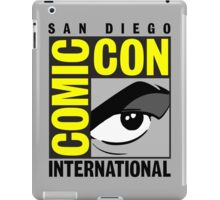 -COMICS- Comic Con San Diego iPad Case/Skin