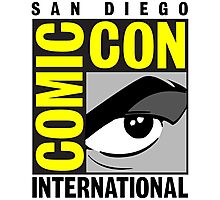 -COMICS- Comic Con San Diego Photographic Print