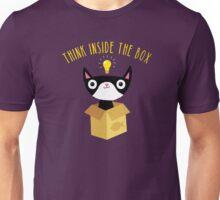 Think Inside The Box Unisex T-Shirt