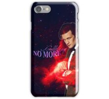 Gallifrey no more iPhone Case/Skin